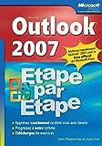 couverture du livre Outlook 2007