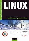 couverture du livre Linux