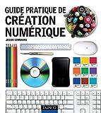 couverture du livre Guide pratique de création numérique
