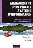 couverture du livre Management d'un Projet Systeme d'Information