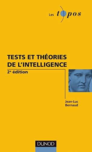 Tests et théories de l'intelligence