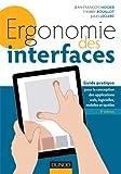 couverture du livre Ergonomie des interfaces