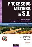 couverture du livre Processus métiers et S.I.