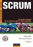 couverture du livre SCRUM