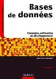 couverture du livre Bases de données