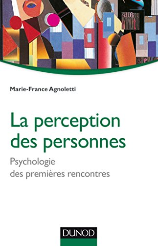 La perception des personnes