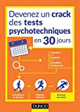 """Afficher """"Devenez un crack des tests psychotechniques en 30 jours"""""""