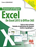 couverture du livre Travaux pratiques - Excel