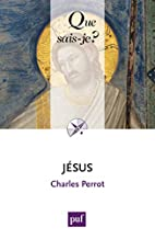 Jésus by Charles Perrot