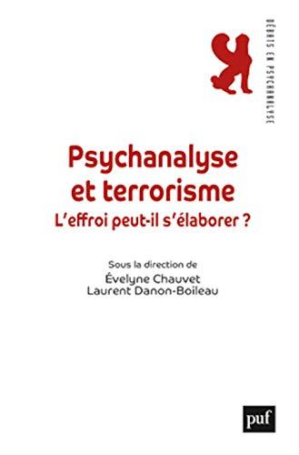 Psychanalyse et terrorisme