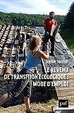 Le revenu de transition écologique