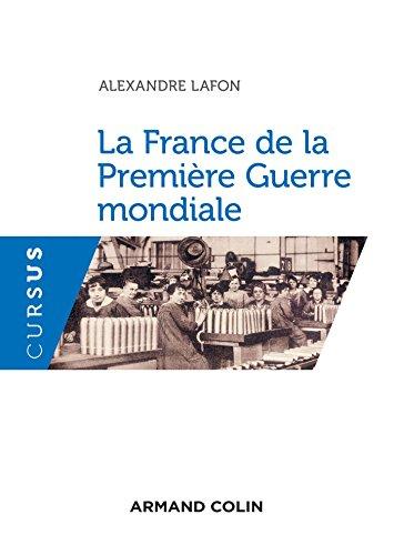 La France de la Première guerre mondiale