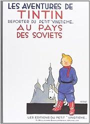 Tintin au pays des Soviets af Hergé