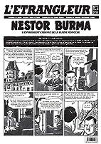 L'Etrangleur Burma 3 by Moynot