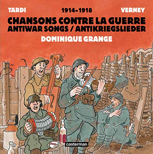 Chansons contre la guerre, 1914-1918