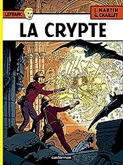 Lefranc, tome 09 : La crypte par Gilles…