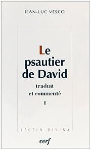 Le psautier de david traduit et commente t 1