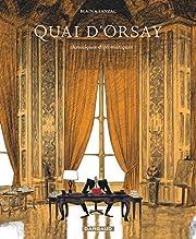 Quai d'Orsay - Tome 1 - Chroniques…