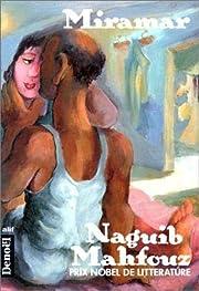 Miramar – tekijä: Naguib Mahfouz