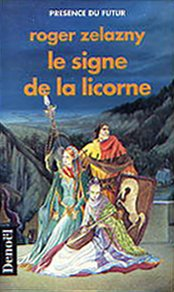 Le Signe de la Licorne – tekijä: Roger…