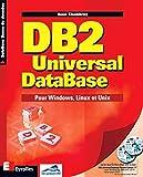 couverture du livre DB2 Universal DataBase