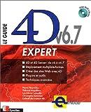 couverture du livre Le Guide 4D v6.7 Expert