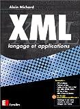 couverture du livre XML - Langage et applications