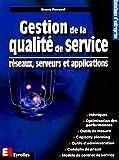couverture du livre Gestion de la qualité de service