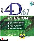 couverture du livre Le Guide 4D v6.7 Initiation