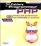 couverture du livre Les Cahiers du Programmeur PHP