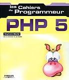 couverture du livre Les Cahiers du programmeur