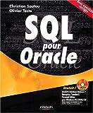 couverture du livre SQL pour Oracle