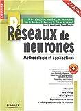 couverture du livre Réseaux de neurones