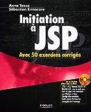 couverture du livre Initiation à JSP