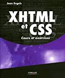 couverture du livre XHTML et CSS