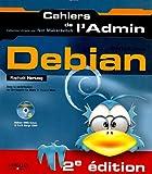 couverture du livre GNU/Linux Debian