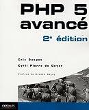 couverture du livre PHP 5 Avancé