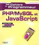 couverture du livre PHP/MySQL et JavaScript