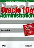 couverture du livre Oracle 10g