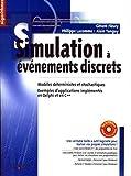 couverture du livre Simulation à événements discrets