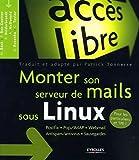 couverture du livre Monter son serveur de mails sous Linux