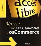 couverture du livre Réussir son site e-commerce