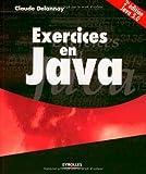 couverture du livre Exercices en Java