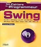 couverture du livre Les Cahiers du programmeur Swing