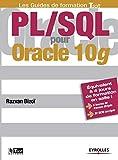 couverture du livre PL/SQL pour Oracle 10g