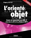 couverture du livre L'orienté objet