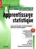 couverture du livre Apprentissage statistique