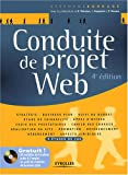 couverture du livre Conduite de projet Web