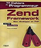 couverture du livre Zend Framework