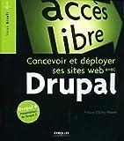 couverture du livre Drupal